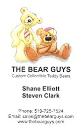 The Bear Guys - Shane Elliott and Steven Clark