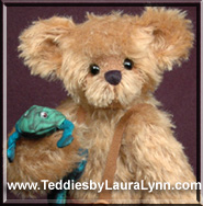 Teddies by Laura Lynn
