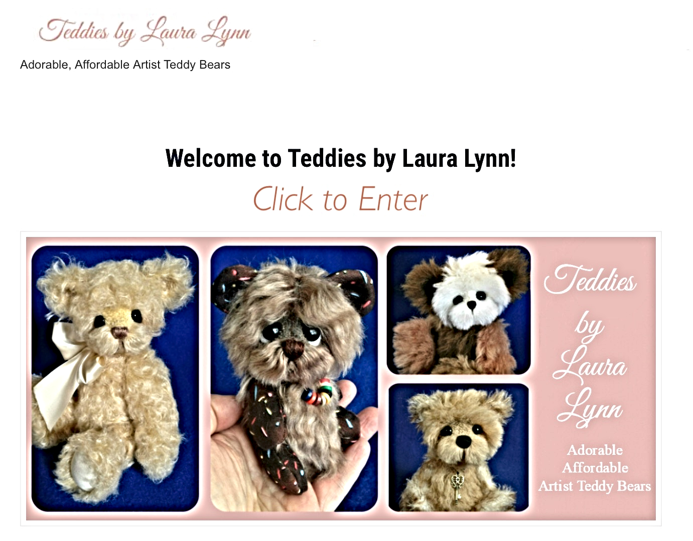 One of a Kind and Small Limited Edition