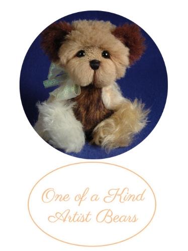 Artist Teddy Bears by Laura Lynn