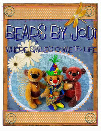 Bears by Jody...by Jody Falk